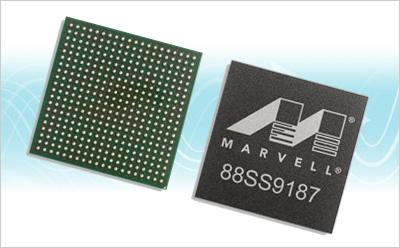 Marvell推出了新款Prestera被动式智能端口扩展器